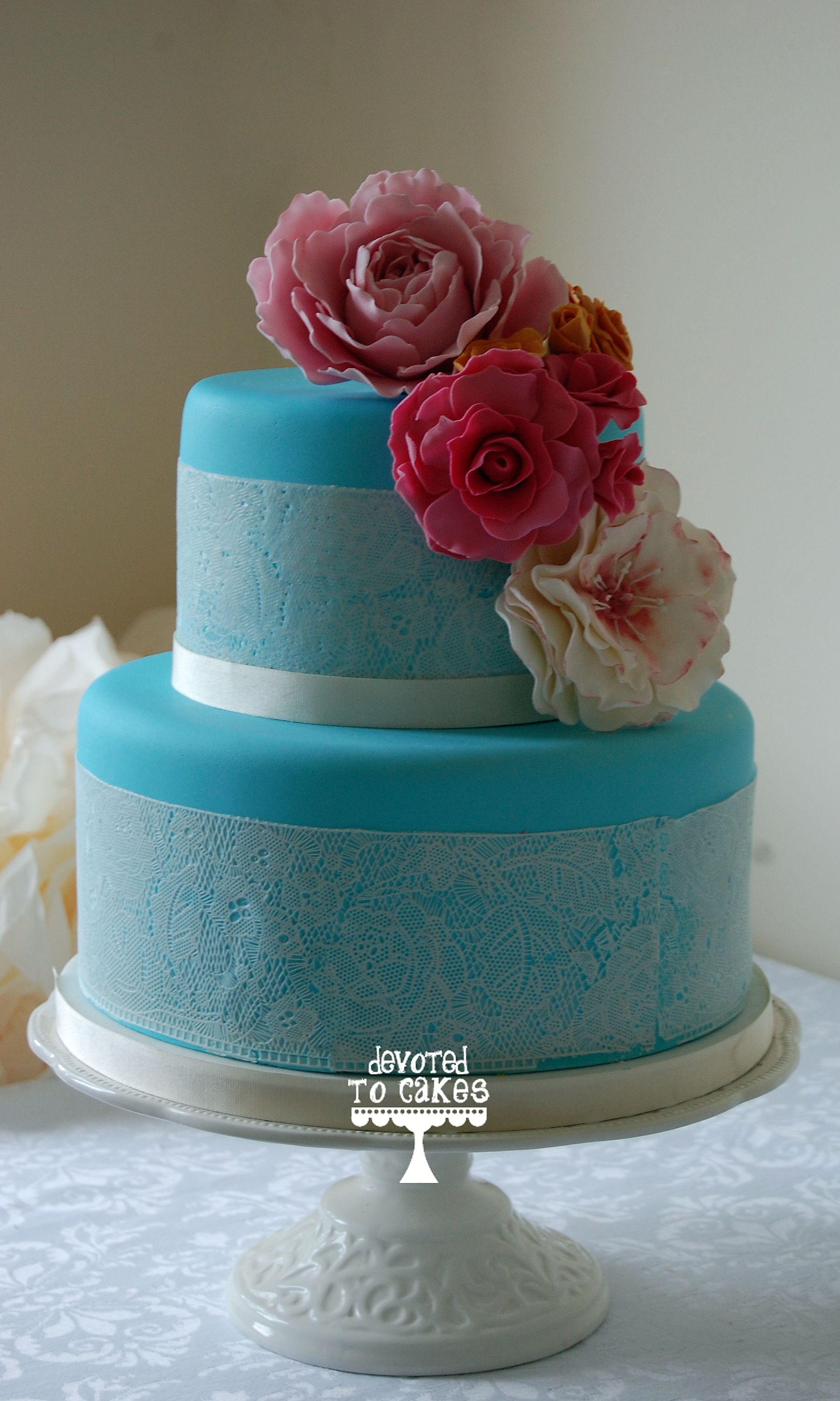 Snow and spring colours – Devoted To Cakes