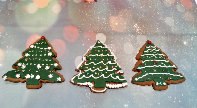Festive Gingerbread Decorating Classes