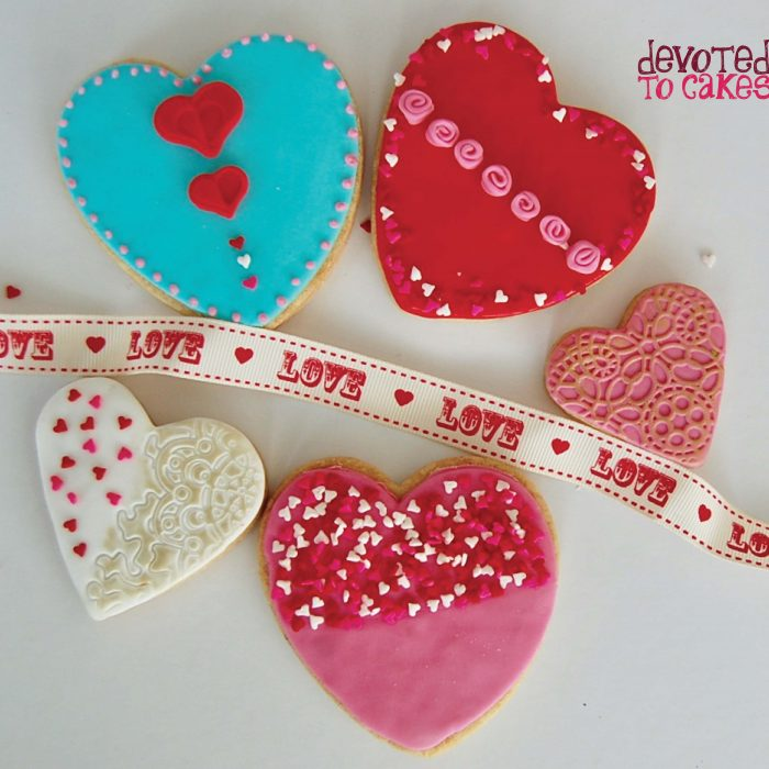 Valentines Cookie Class – Sat 10th Feb, Union Cafe 4pm  – parent and child