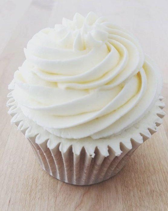 Best vanilla cupcake recipe ever! Print this recipe.