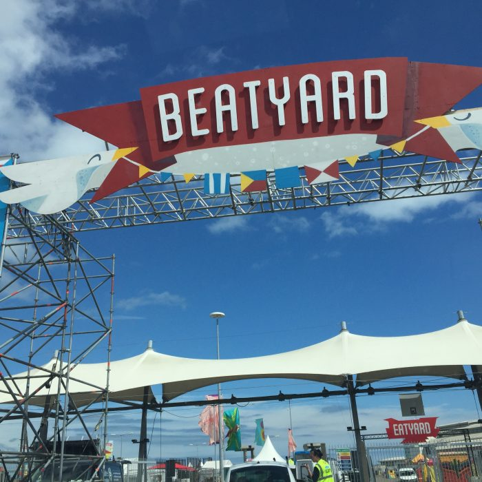 Beatyard Festival- 3rd -5th Aug