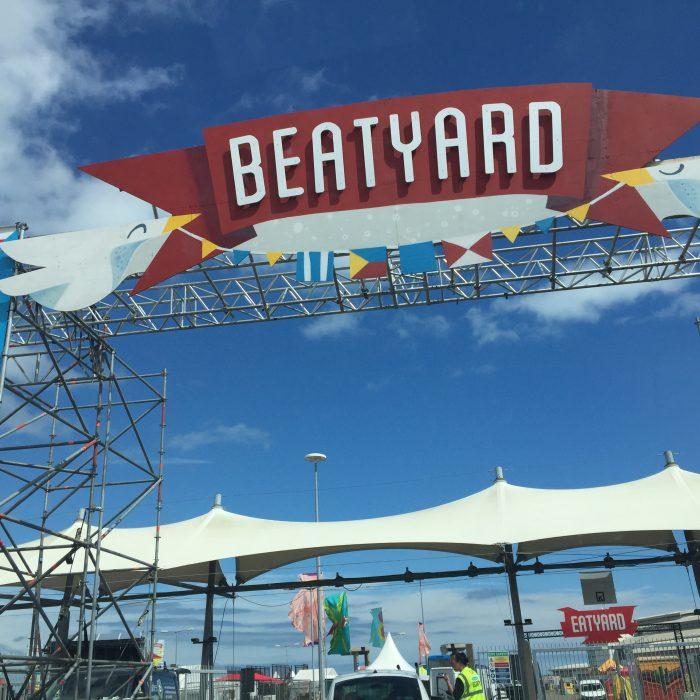 Beatyard Festival- 3rd -5th Aug