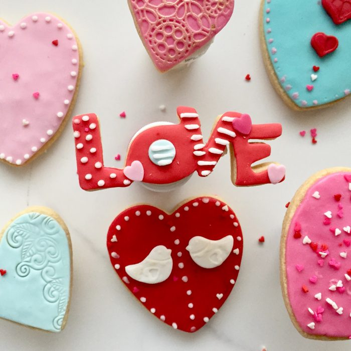 Valentines Cookie Decorating Workshop