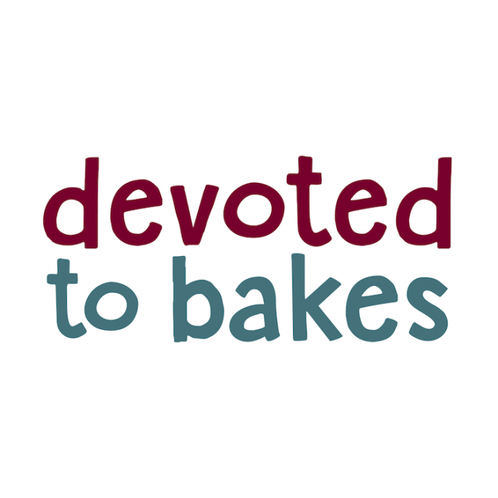We are having a makeover – our new name is 'Devoted to Bakes'!