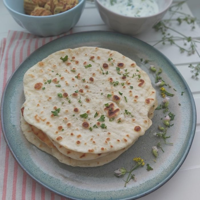Flatbreads – Easy recipe and video!